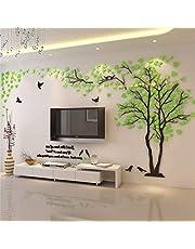 Adesivo murale Spazzola denti Sfondo Adesivo murale Finestra Casa Decalcomania Soggiorno Pittura Arte Murale Vivere Eco-friendly