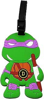 Teenage Mutant Ninja Turtles Luggage Tag Baggage Tags Id Name Card Suitcase Travel Tag