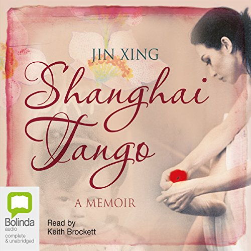 Shanghai Tango audiobook cover art