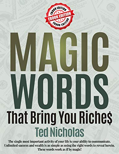 Magic Words That Bring You Riches (English Edition)