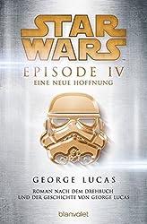Star Wars Bücher Episode IV Eine Neue Hoffnung