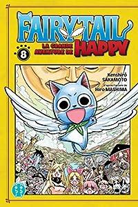 Fairy Tail - la Grande Aventure de Happy Edition simple Tome 8