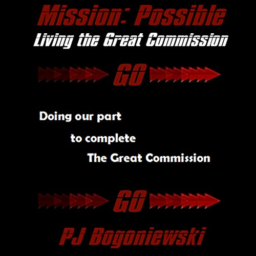Mission: Possible - Living the Great Commission cover art
