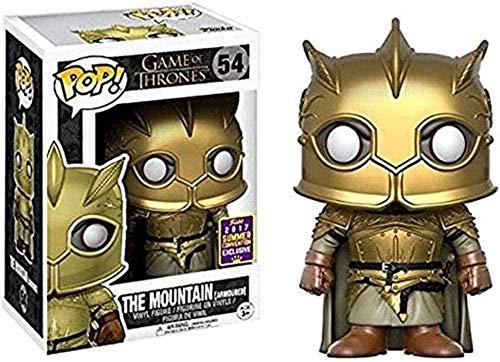 A-Generic Game of Thrones Pop Figure: 10CM Mountain Boxed Ornament Collection Figura de Vinilo