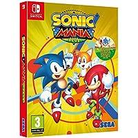 Sonic Mania Plus - Nintendo Switch [Importación francesa]
