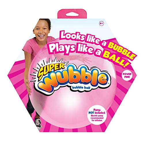 Super Wubble Bubble Ball, pink
