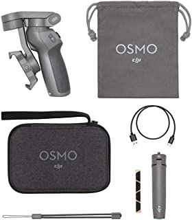 DJI Osmo Mobile 3 Smartphone Gimbal Combo Kit - Black