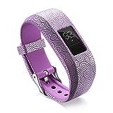 cuigu pulsera para Garmin Vivofit Jr/JR2Junior rastreador de actividad...