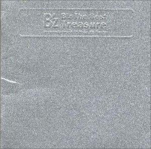 B'Z THE BEST 'TREASURE' (1998) COMPILATION 14 TRACKS JAPAN IMPORT CD