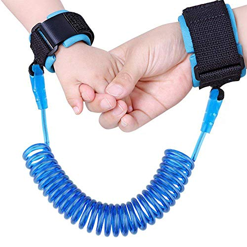 JINSEY Baby Child Anti Lost Wrist Link Safety Harness Strap Rope Leash Walking...