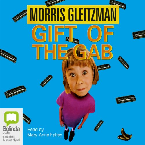 Gift of the Gab audiobook cover art