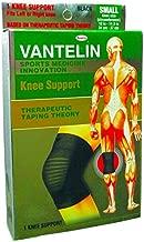 Vantelin Kowa Vantelin Knee Support, Black, Small