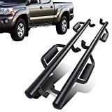 MICROPOWER Running Boards Side Steps Nerf Bars for Toyota Tacoma Double Cab Crew Cab 2005-2020, Driver and Passenger Side