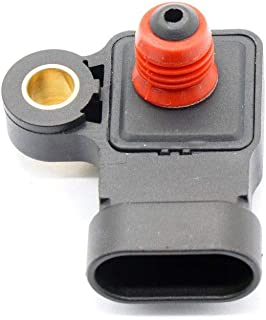 HanYa Auto Manifold Absolute Pressure MAP Sensor Fit 96417830 for Chevy Aveo Lacetti Nubird Optra Daewoo Holden Viva 2003 2004 2005 2006 2007 2008 2009 2010 2012