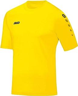 JAKO Herren Fußballtrikots Ka Trikot Team KA, blau, XXL, 4233