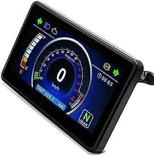 Tacómetro Digital Hi-Tech para KTM 990 Adventure/R/S/Super Duke/R/Supermoto SM T/SM/R, Freeride 350/250 R/F, RC 390/125