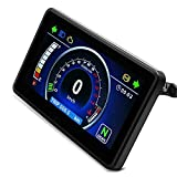 Digital Tachometer Hi-Tech für BMW R 1150 RS/R/Rockster/GS/Adventure, R 1200 R/RS/GS/Adventure/Exclusive/Rallye, R 100 R/GS/PD, R 1100 GS/R/S, S 1000 R/RR/XR
