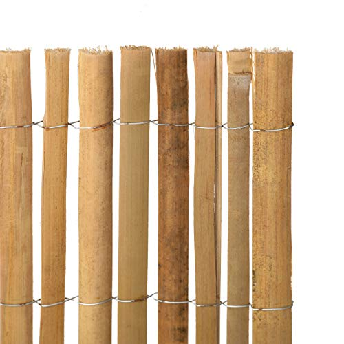Videx-Sichtschutzmatte Bambus Shanghai, 150 x 300cm