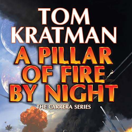 A Pillar of Fire by Night audiobook cover art