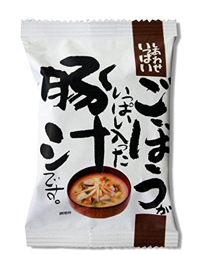 コスモス食品 しあわせ ごぼういっぱい豚汁14g×5食