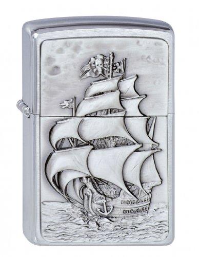 Zippo 1300154 Nr. 200 Pirate\'s Ship Emblem