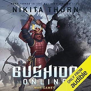 Bushido Online: War Games cover art