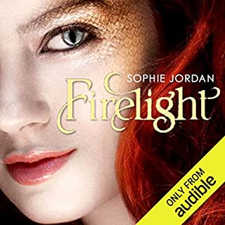 Firelight                   By:                                                                                                                                 Sophie Jordan                               Narrated by:                                                                                                                                 Therese Plummer                      Length: 9 hrs and 36 mins     879 ratings     Overall 3.9