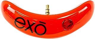 EXO Audio Bluetooth Headphone Adapter (Studio, Red)