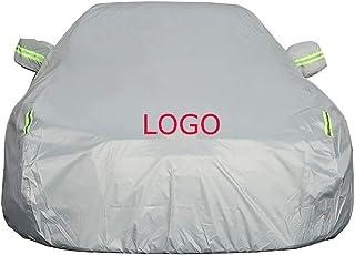 ロゴ付き車のカバーシボレー防水日焼け止めサマーカーカバー紫外線保護車の服フィットシボレー - コルベットC5、 - クルーズ、 - インパクト、 - カプリス、 - カムロ、 - マリブ (サイズ さいず : Traverse)