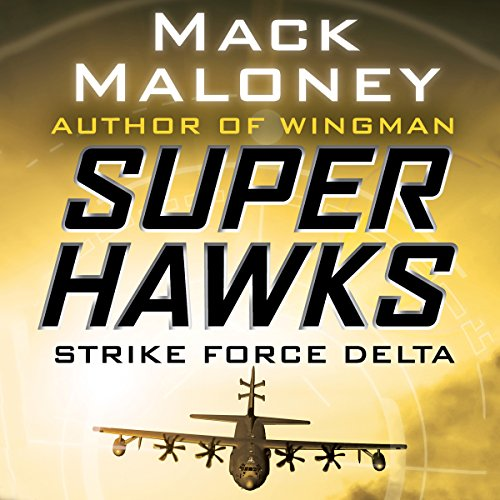 Strike Force Delta audiobook cover art