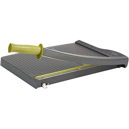 """Swingline Paper Cutter, Guillotine Trimmer, 15"""" Cut Length, 10 Sheet Capacity, ClassicCut Lite (9315)"""