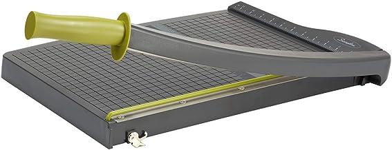 Swingline Paper Trimmer, Guillotine Paper Cutter, 15 inches Cut Length, 10 Sheet Capacity, ClassicCut Lite (9315),Beige