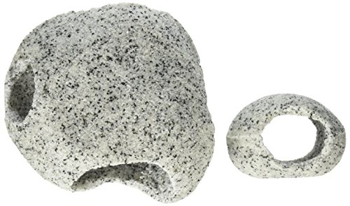 Penn-Plax Deco-Replicas Granite Aquarium Ornament Series