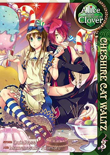 Alice in the Country of Clover: Cheshire Cat Waltz Vol. 3 (English Edition)