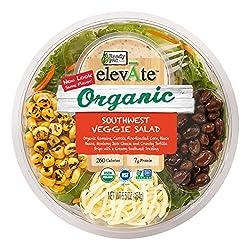 ElevAte Organic Southwest Veggie Salad 6.5oz