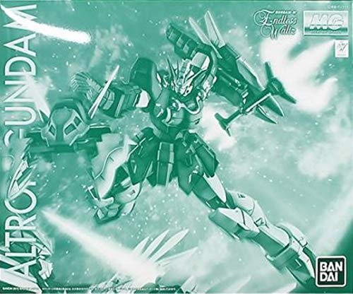MG 1/100 ALTRON GUNDAM EW Premium Bandai limited edition by Master Grade