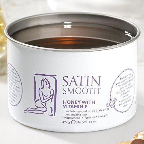 SATIN SMOOTH Honey Wax
