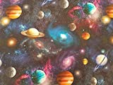 The Fabric Centre Solar Systeme Planeten - 100% Basteln