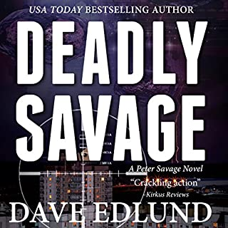 Deadly Savage cover art