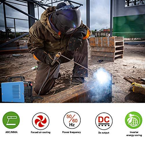 ARC Welder, 200Amp 110V Welding Machine IGBT Inverter Welder With LCD Display, Fits 4.2 MM Welding Rod Equipment With Accessories Tools