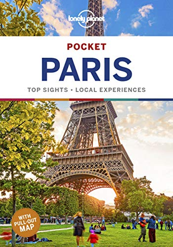 Lonely Planet Pocket Paris: Top Sights - Local Experiences