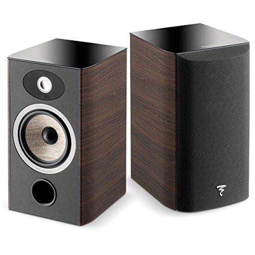 Cheapest Price! Focal Aria 906 Bookshelf Speaker - Pair (Dark Walnut)
