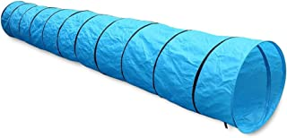 Waterproof Pet Dog Agility Training Exercise Tunnel With Carry Bag