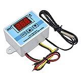 diymore Regulador de temperatura digital AC 110 V-220 V microordenador termostato controlador controlador controlador controlador
