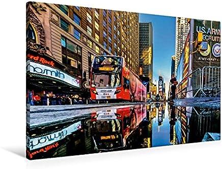Calvendo New York Times Square, 90x60 cm