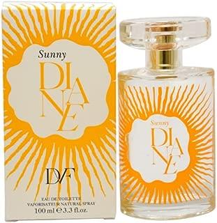 Diane Von Furstenberg Diane Sunny Eau De Toilette Spray for Women, 3.3 Ounce