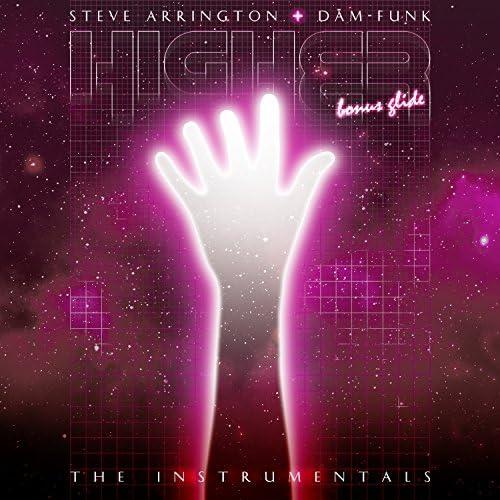 Steve Arrington & Dâm-Funk