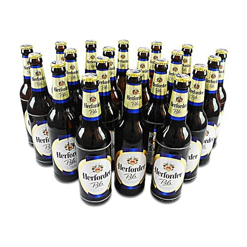 Herforder Pils (20 Flaschen à 0,5 l / 4,8% vol.)