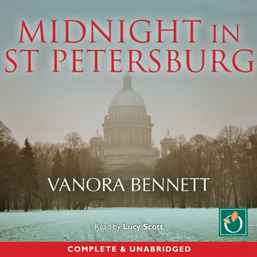 Midnight in St Petersburg cover art
