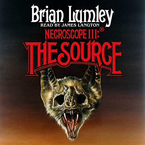 Couverture de Necroscope III: The Source